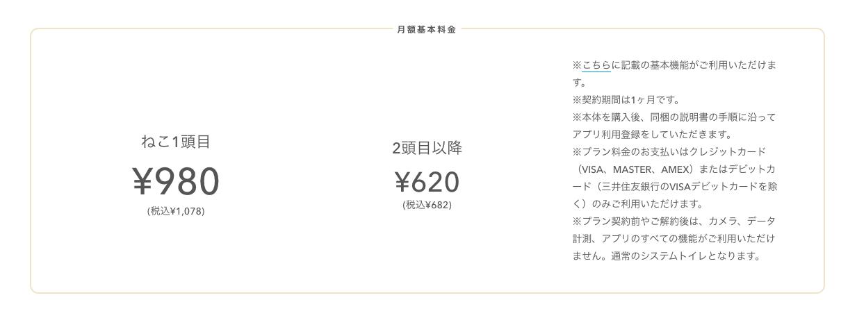 トレッタ 価格