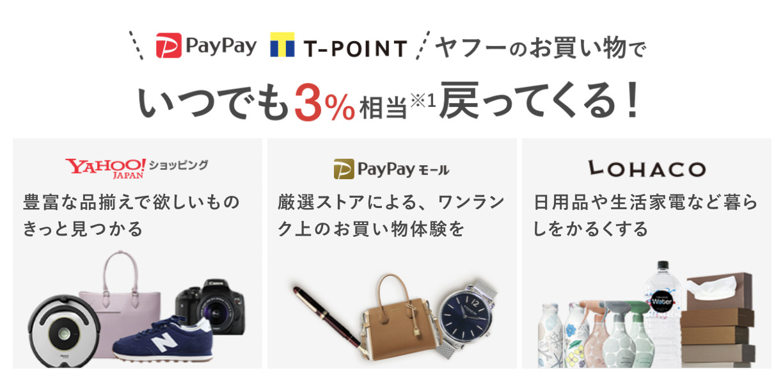 Yahooプレミアム PayPay